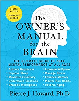 the owners manual for the brain